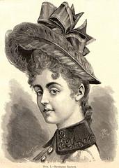 017- La Última moda-revista ilustrada hispano-americana, del 10 de septiembre de 1888-© MemoriadeMadrid