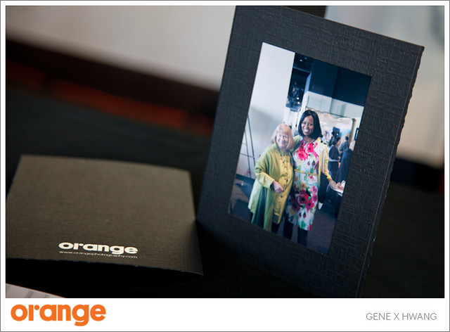 Real-time prints by Orange