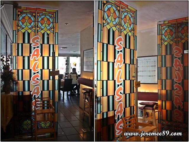 Salsas Restaurant @ Continental Hotel, Upper Penang Road