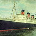 """""""RMS Queen Mary"""" (35mm Slide) by eleven12design"""