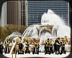 Segway Tour - Buckingham Fountain