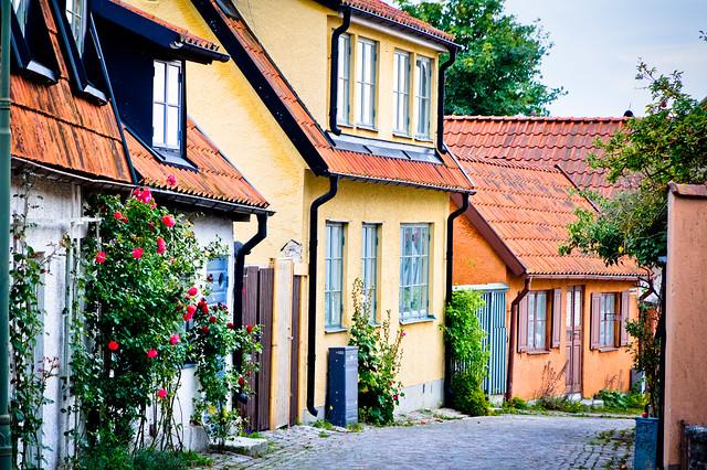 Idyllic Visby