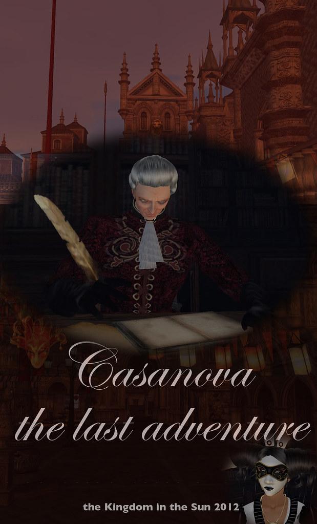 Casanova: the last adventure