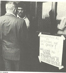 1970 Lincoln Hospital Occupation, Bronx, NYC