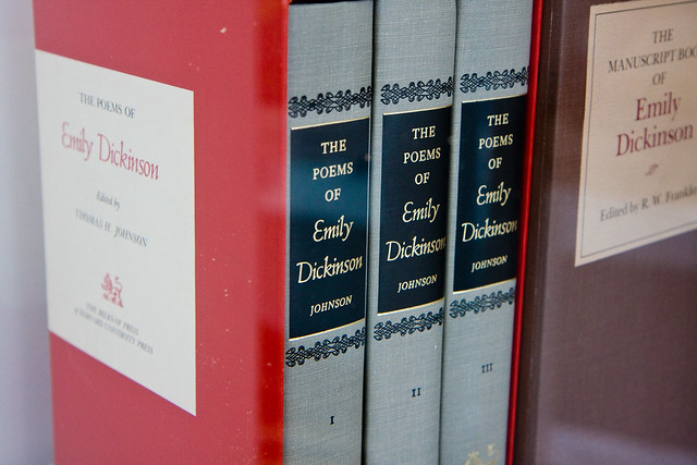 Emily Dickinson at Poets House