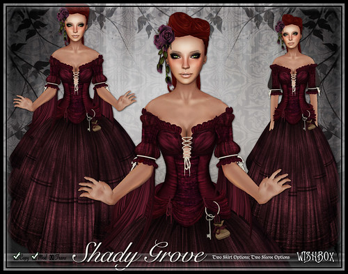 Shady Grove (Berry Wine)