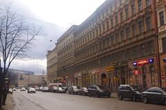 Rīgā Art Nouveau Centre, or Jugendstil Dec 2011