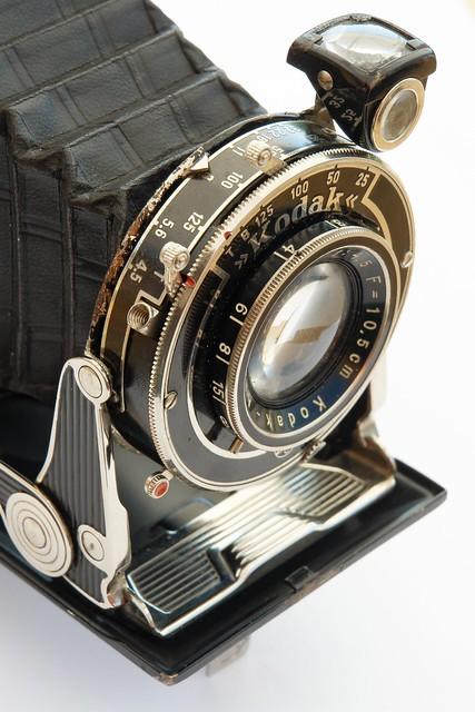 Kodak Vollenda 620. Anos 30. Autor: Kolossos