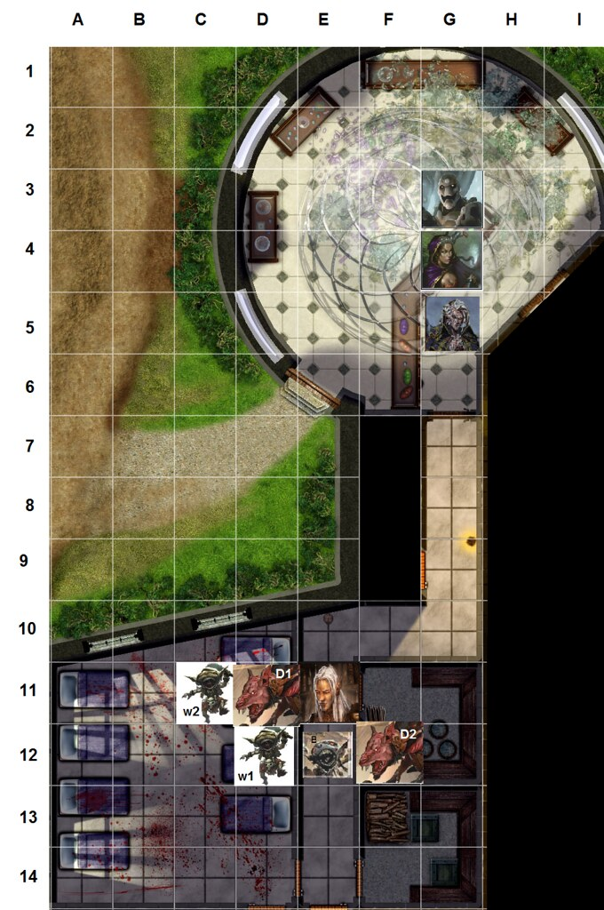 Rise of The Runelords 1 - Burnt Offerings - Page 6 6742274783_d33cdfd64b_b