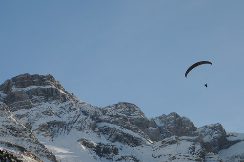 Flyin high over Gavarnie