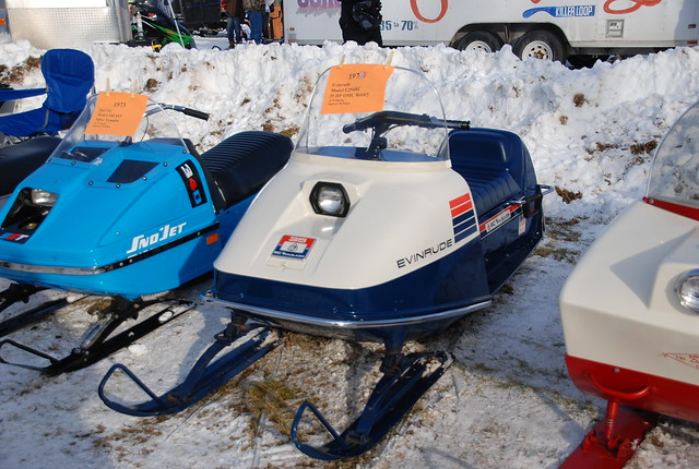 Something Vintage evinrude snowmobiles for sale all