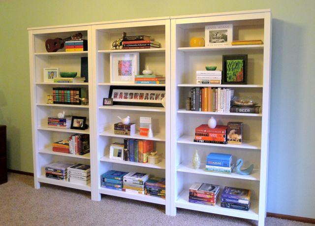Shelves Full