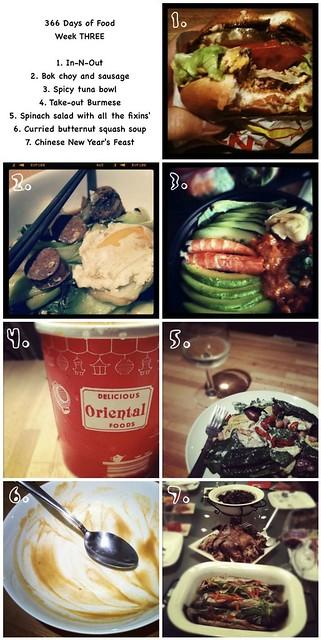 Food Week 3