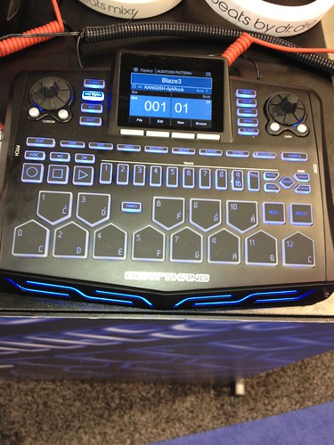 NAMM 2012 - Beat Thang, iZotope, AAS Applied Acoustic Systems