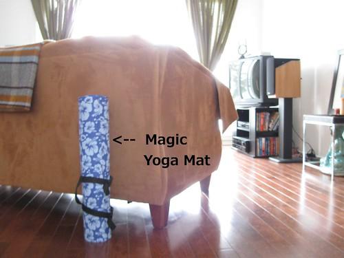 The Magic Yoga Mat