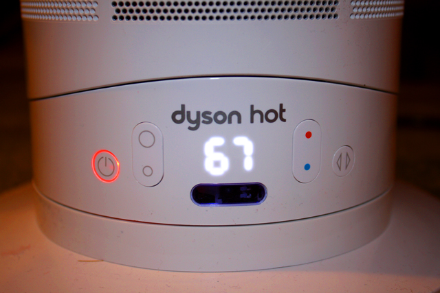 dyson hot
