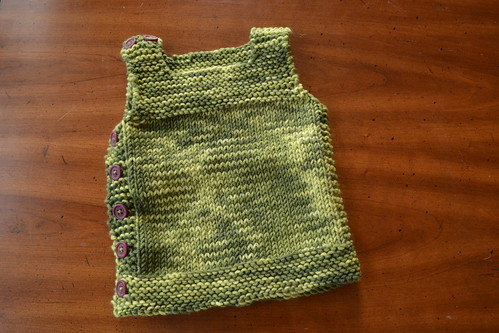 pebble vest for gabe