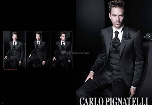 Il vestito dello sposo (Carlo Pignatelli - matrimonio.com)