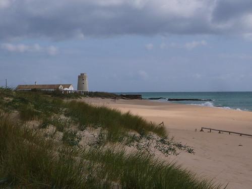 Strand nördlich Cadiz
