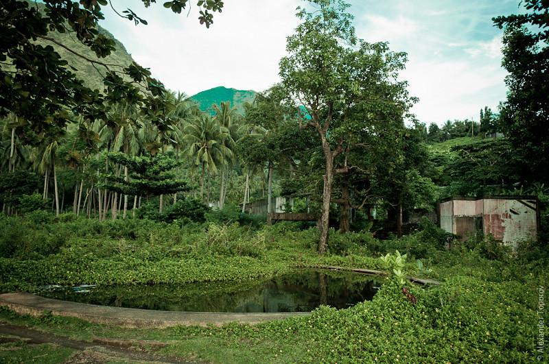 Derelict Resort