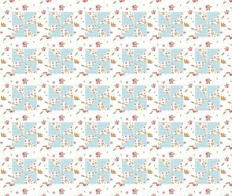 quiltr flossies garden