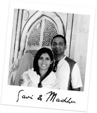 Savi & Madhu