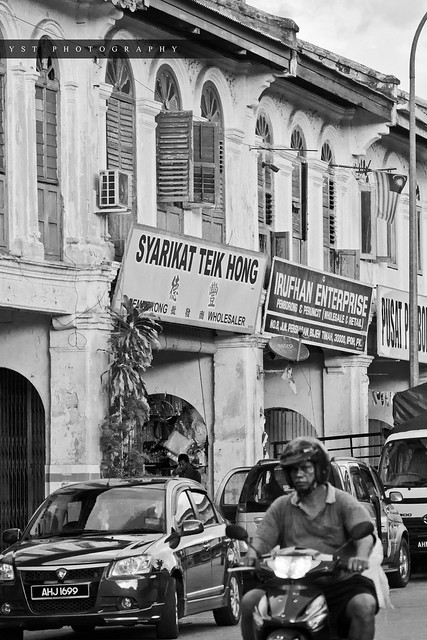 Old Town, Ipoh :: Shophouses