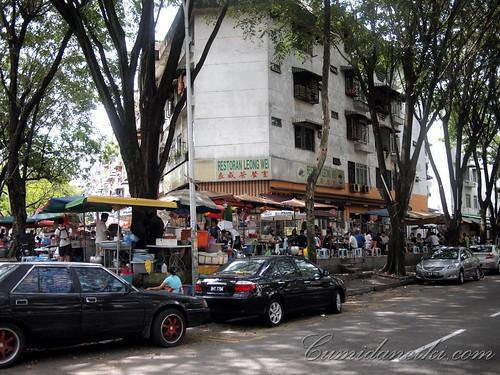 Restoran Leong Wei, Jalan Kuchai Lama
