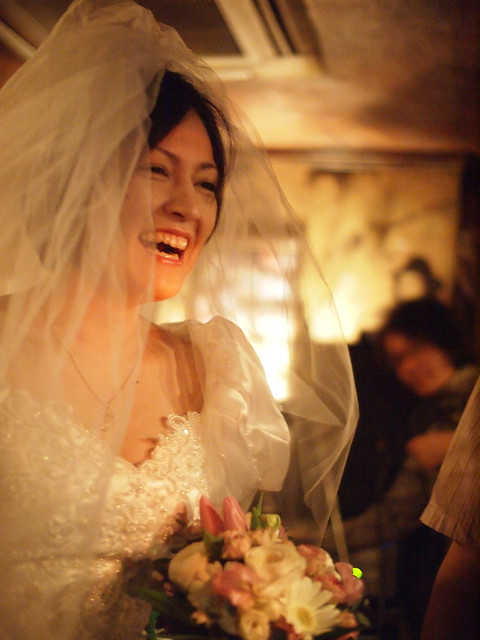 "The Warrior Celt ""just married"" session, Tokyo, 28 Jan 2012. 081"