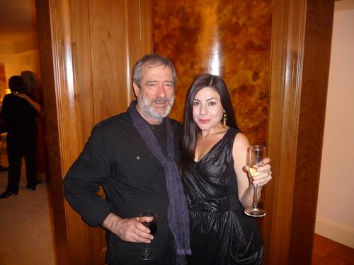 Tony Feher and Amy Austin
