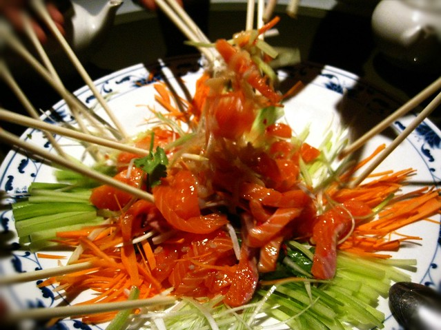 CNY dinner 2012 - Mandarin Kitchen - 02