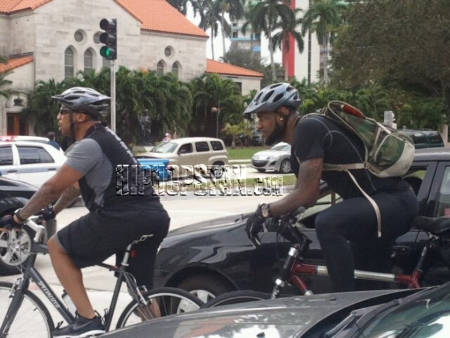 lebron james bike bicycle
