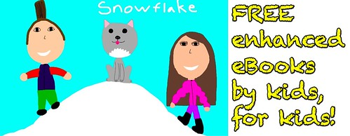 "FREE eBook for Kids: ""Snowflake Gets Lost"" by Rachel Fryer"