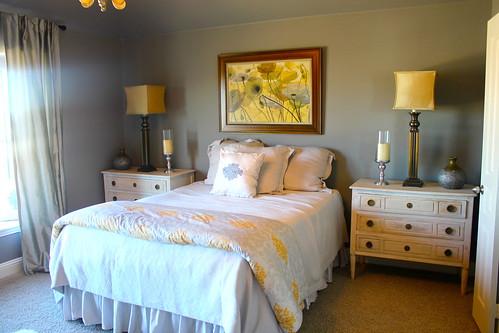 Model Home: Master Bedroom