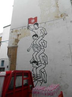Tunis January 2012