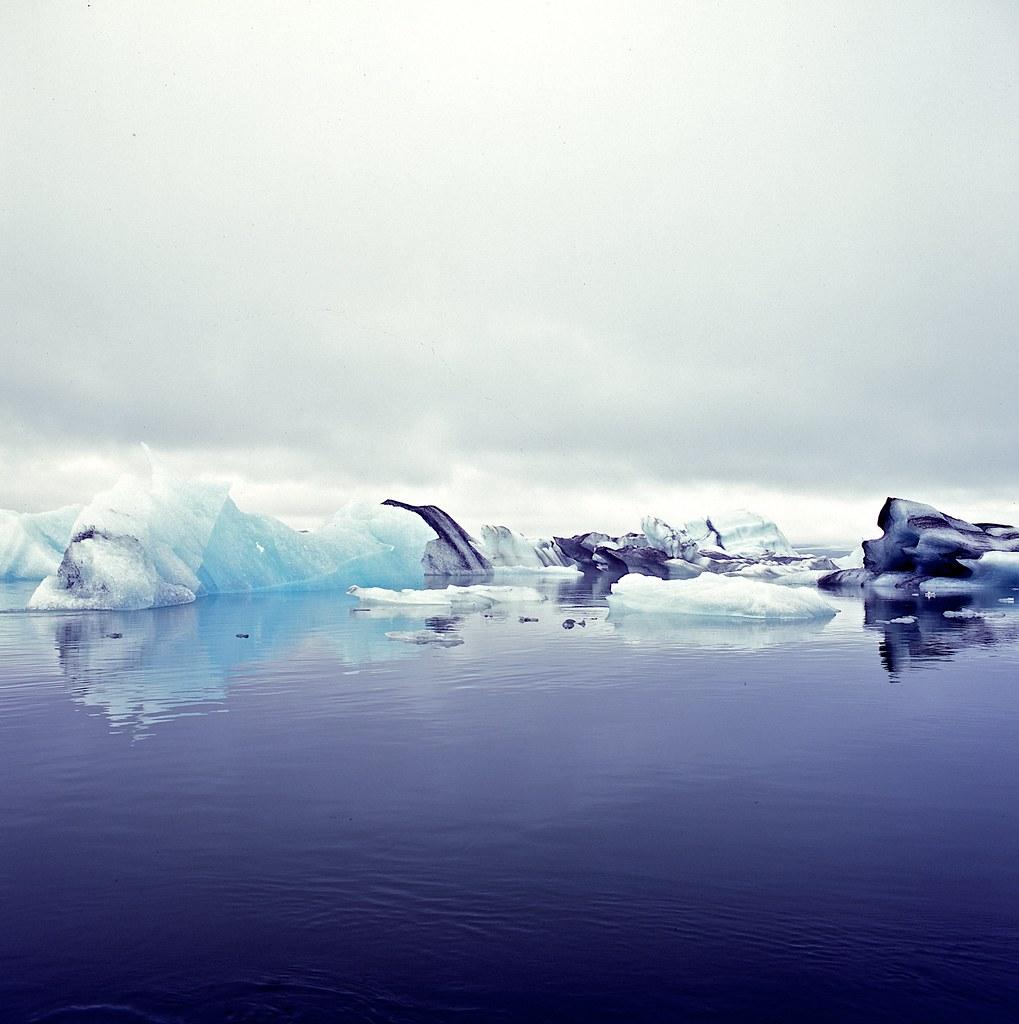 "Image titled ""Jökulsárlón, Iceland."""