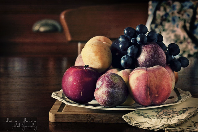 still life summerfruit
