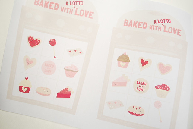 Baked With Love Lotto