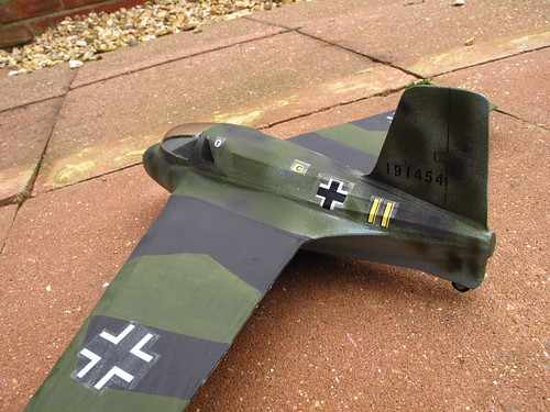 Decals applied to me163