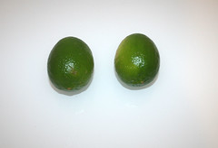 06 - Zutat Limetten / Ingredient lime