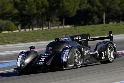 Audi Hibrido Le Mans 2012