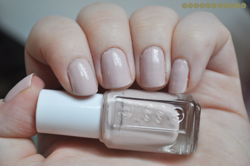 essie topless and barefoot notd nail polish nude 1
