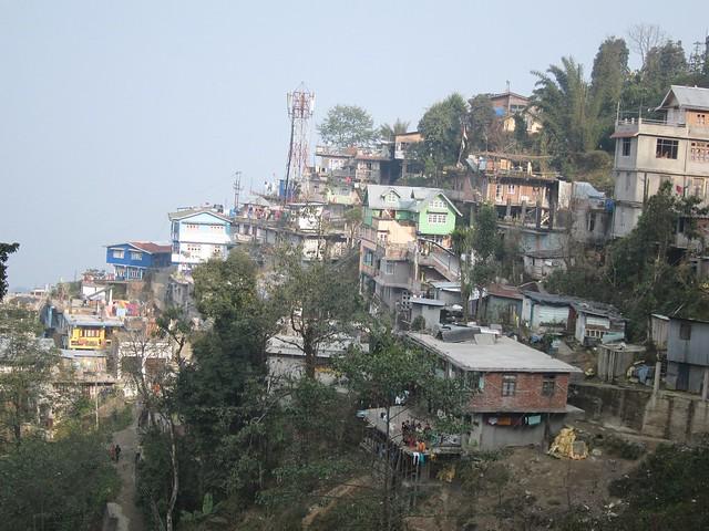 Hilly Darjeeling