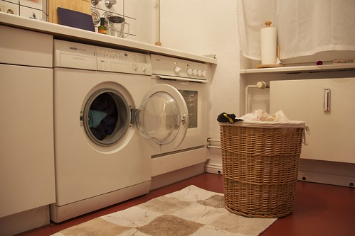 Washing Machine, Doing Laundry