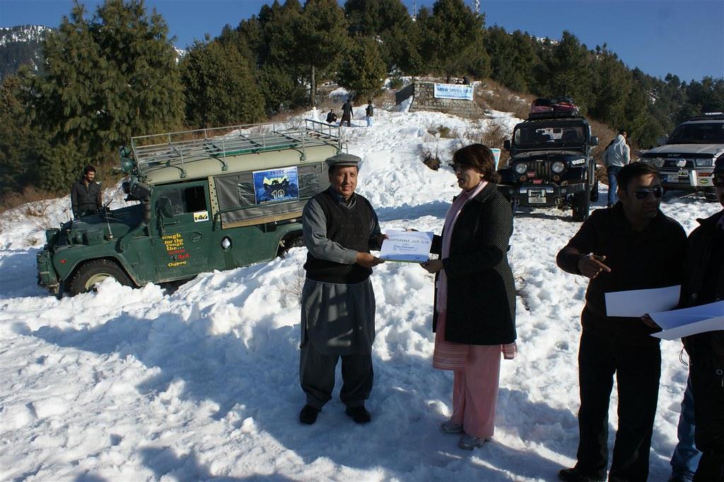 Muzaffarabad Jeep Club Snow Cross 2012 - 6830734629 282ab66498 b