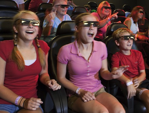 4D Motion Theater at Glenwood Caverns