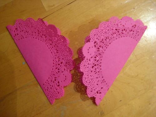 heart gift bags
