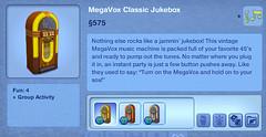 MegaVox Classic Jukebox