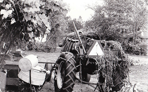 tractor, 1989