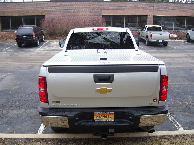 Image Result For Chevy Silverado Rear